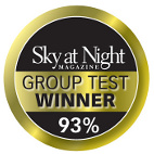 sky at night winner 93 percent