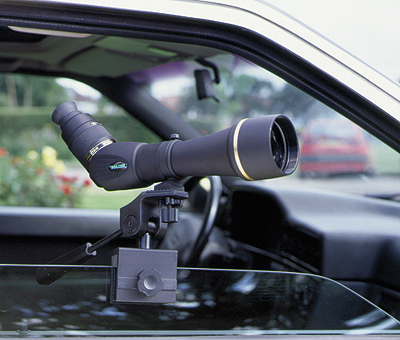 CAR WINDOW/FENCE MOUNT
