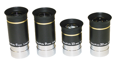 Sky-Watcher Ultrawide Eyepieces