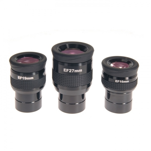 ExtraFlat™ Wide-Angle Eyepieces (1.25'')