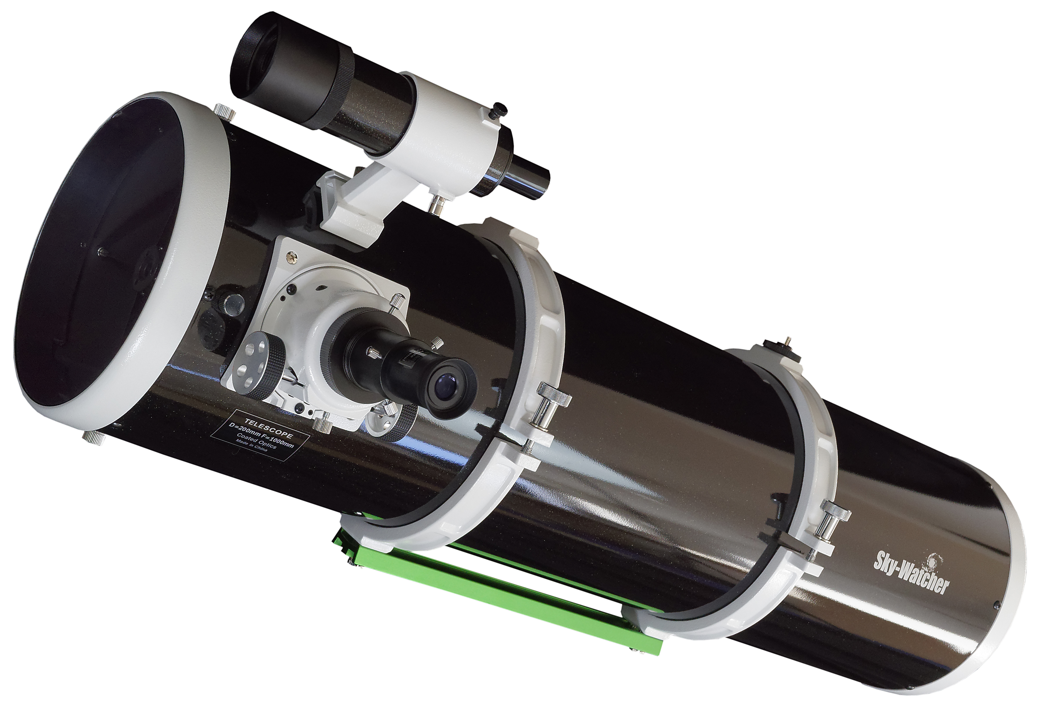 Understanding telescopes u what s a newtonian reflector david