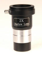 Sky-Watcher 1.25'' x2 Deluxe Barlow (Double Lens)