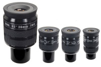 Nirvana� UWA-82�  4mm/7mm/16mm High-Performance Eyepieces (1.25''/31.7mm)