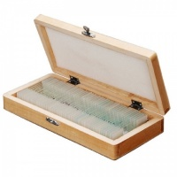 Zenith 50pc Microscope Slide Set