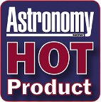 astronomy now hot product logo