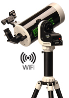 AZ-GTe & AZ-GTi  WiFi GO-TO TELESCOPES