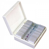 Zenith 25pc Microscope Slide Set